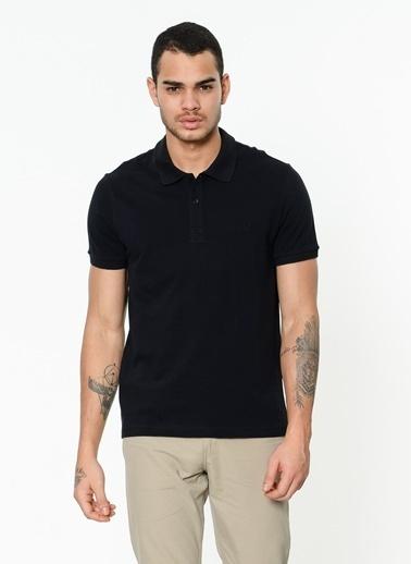 Lee Cooper Polo Yaka Tişört Siyah